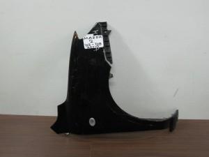 Mazda 2 2003-2007 δεξί φτερό εμπρός μαύρο