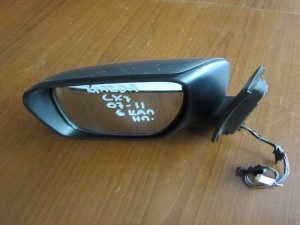 mazda cx7 07 11 ilektrikos kathreftis aristeros asimi 6 kalodia 300x225 Mazda CX 7 2007 2012 ηλεκτρικός καθρέφτης αριστερός ασημί (6 καλώδια)