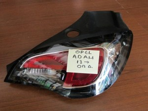 Opel adam 2013 πίσω φανάρι δεξί
