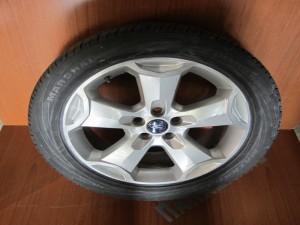 Ford kuga 08-13 ζάντα αλουμινίου με λάστιχο 18 ιντσων