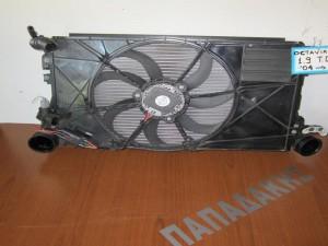 Skoda octavia 5 04-08 1.9cc TDi ψυγείο εμπρός κομπλέ