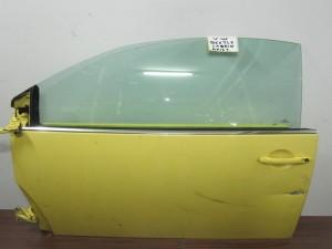 VW Beetle cabrio 98-11 2θυρο πόρτα αριστερή σκούρο κίτρινη