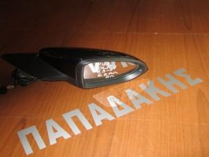 VW golf 7 2013- ηλεκτρικός καθρέφτης δεξιός μαύρος