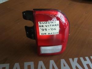 Suzuki grand vitara 99-06 δεξί πίσω φανάρι