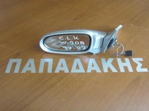 Mercedes Clk w208 1997-2000 καθρέφτης αριστερός ασημί
