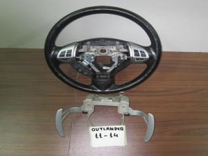 Mitsubishi outlander 2007-2013 βολάν τιμονιού με χειριστήρια