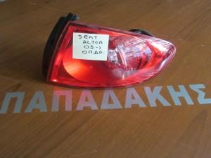 Seat altea 2005-2014 πίσω δεξί φανάρι