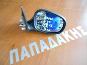 BMW Series 3 E90/E91 2008-2012 καθρέπτης δεξιός ανθρακί
