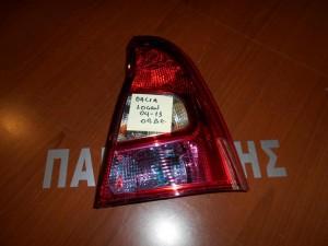 Dacia Logan 2008-2012 SEDAN φανάρι οπίσθιο δεξί