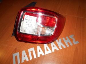 Dacia Logan 2012-2017 φανάρι οπίσθιο δεξί