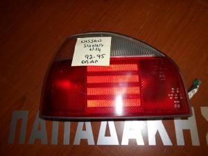 Nissan Sunny N-14 1992-1995 φανάρι οπίσθιο αριστερό 3θυρο