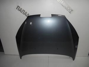 Peugeot 407 2004-2010 καπό εμπρός γκρι
