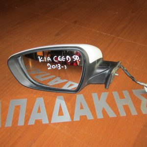 KIA Ceed 2012-2017 5θυρο καθρέπτης αριστερός ηλεκτρικός λευκός