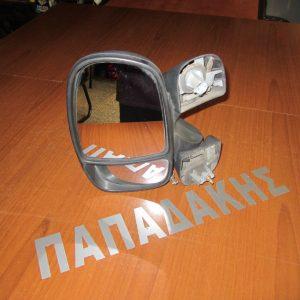 Opel Vivaro 2002-2014 καθρέπτης αριστερός απλός άβαφος