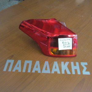 Toyota Rav-4 2013- φανάρι οπίσθιο αριστερό