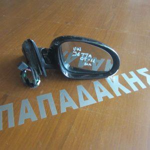 VW Jetta 2005-2011 καθρέπτης δεξιός ηλεκτρικός μαύρος