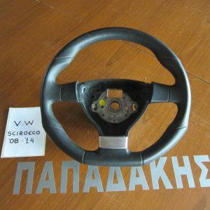 vw scirocco 2008 2014 volan timoniou mavro 300x300 VW Scirocco 2008 2014 βολάν τιμονιού μαύρο