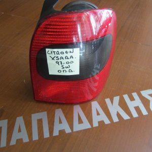 Citroen Xsara 1997-2000 SW φανάρι πίσω δεξί