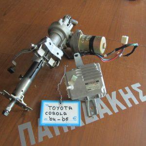 toyota-corolla-2004-2006-kolona-timoniou-ilektriki-kod-egkefalou-nsk-89650-02150