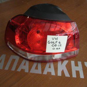 VW Golf 6 2008-2013 φανάρι πίσω αριστερό