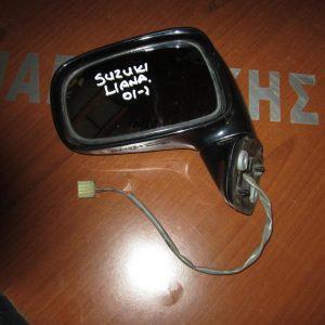 Suzuki Liana 2001-2007 καθρέπτης αριστερός ηλεκτρικός μπλέ σκούρος