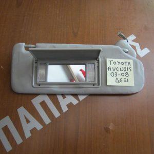 toyota avensis 2003 2008 alexilio dexi 2 300x300 Toyota Avensis 2003 2009 αλεξήλιο δεξί