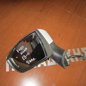 Ford Kuga 2008-2012 καθρεπτης αριστερος ηλεκτρικος ασπρος