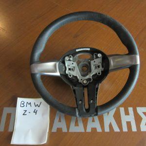 Βολαν τιμονιου BMW Z4 E85 2003-2009 μαυρο