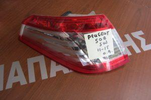 peugeot 508 2011 2015 fanari piso aristero station wagon 300x200 Peugeot 508 2011 2015 φαναρι πισω αριστερο station wagon