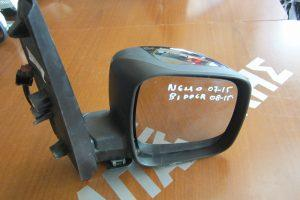 Peugeot Bipper 2008-2015 καθρεπτης δεξιος ηλεκτρικος μαυρος