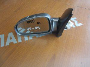 Chevrolet Aveo 2005-2008 καθρεπτης αριστερος ηλεκτρικος γκρι
