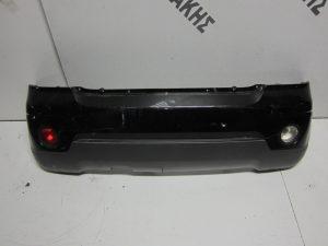 Chevrolet Matiz 2005-2009 προφυλακτήρας πίσω μαύρος