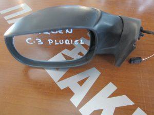 Citroen C3 Pluriel 2003-2010 καθρεπτης αριστερος ηλεκτρικος αβαφος