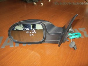 Citroen C5 2001-2008 καθρέπτης αριστερός ηλεκτρικός γκρι