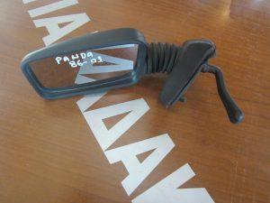 Fiat Panda 1986-2003 καθρεπτης αριστερος μιχανικος αβαφος