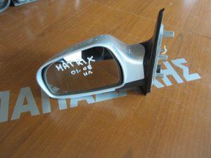 Hyundai Matrix 2001-2010 καθρέπτης αριστερός ηλεκτρικός ασημί