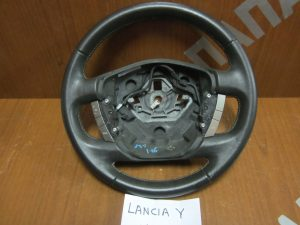 Lancia Musa 2008-2012 βολάν τιμονιού χειριστήριο καφε