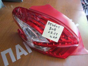 peugeot 208 2012 2017 fanari piso aristero 2 300x225 Peugeot 208 2012 2016 φανάρι πίσω αριστερό