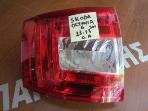 Skoda Octavia 6 2013-2017 φανάρι πίσω αριστερό Station Wagon