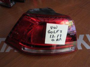 vw golf 7 2013 2017 fanari piso aristero 8 300x225 VW Golf 7 2013 2017 φανάρι πίσω αριστερό