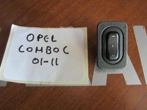 Opel Combo C 2001-2011 διακόπτης ηλεκτρικός παραθύρων εμπρός δεξιός