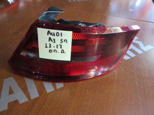 Audi A3 2013-2017 φανάρι πίσω δεξιό 5θυρο
