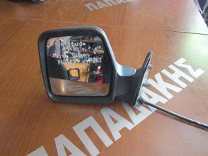 Citroen Jumpy 1995-2006 καθρέπτης αριστερός μηχανικός άβαφος