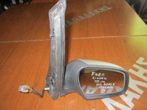 Ford Focus C-Max 2007-2010 καθρέπτης δεξιός ηλεκτρικός ασημί (φλας-φως ασφαλείας)