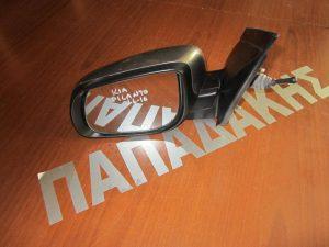 KIA Picanto 2011-2016 καθρέπτης αριστερός μηχανικός μολυβί