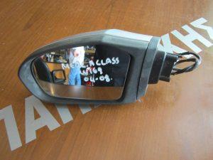 Mercedes A Class W169 2004-2008,mercedes b class w245 2005-2008 καθρέπτης αριστερός ηλεκτρικός ασημί