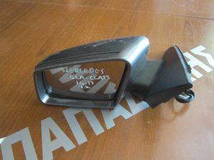 Mercedes GLA Class 2014-2017 καθρέπτης αριστερός ηλεκτρικός γκρί