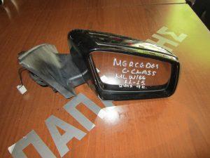 Mercedes ML w166 2011-2015 καθρέπτης δεξιός ηλεκτρικά ανακλινόμενος μαύρος