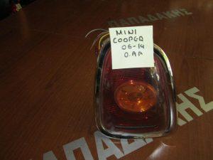Mini Cooper 2006-2014 φανάρι πίσω αριστερό (πορτοκαλί φλας)