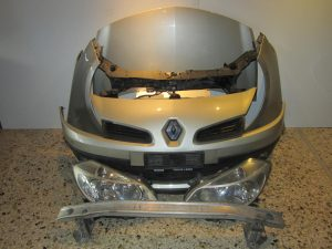 Renault Clio 2006-2009 μούρη κομπλέ χρυσαφί